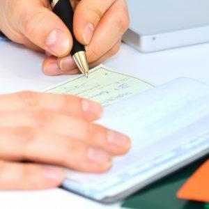 Comment remplir un chèque étape par étape?