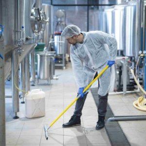 Le nettoyage industriel: qu'est-ce que c'est exactement?