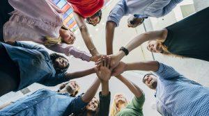 Management au travail Team building